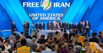 MAJOR TERRORIST ATTACK Broken Up in Paris – Islamists Plotted Bombing Free Iran 2018 Conference With Several US Leaders