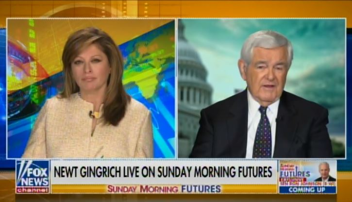 """Newt Gingrich: In My Mind """"There Was No Question"""" all of the Close Battleground States Were Stolen in 2020 Election (VIDEO)"""