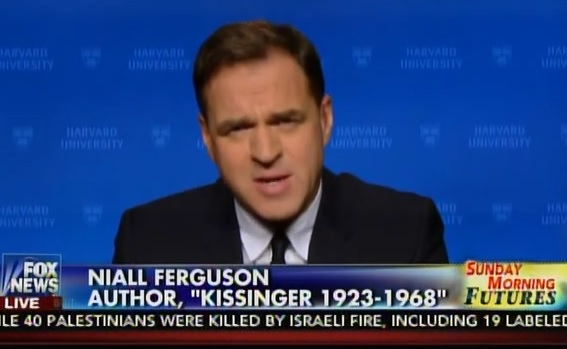 Historian Niall Ferguson: Midterms Going to Be Much Worse Than GOP Can Imagine Because of Tech Giants Targeting of Conservatives