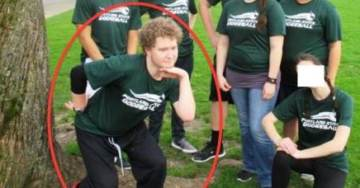 Portland State University Far Left 'Bell Boy' Disrupter Identified – Is Member of Campus Dodgeball Team and Avowed Communist