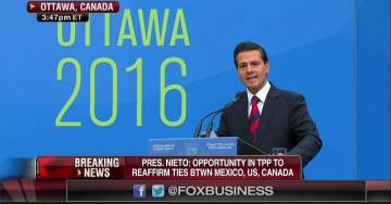 WOW! MEXICAN PRESIDENT Compares Trump to Hitler and Mussolini at #3AmigosSummit (VIDEO)