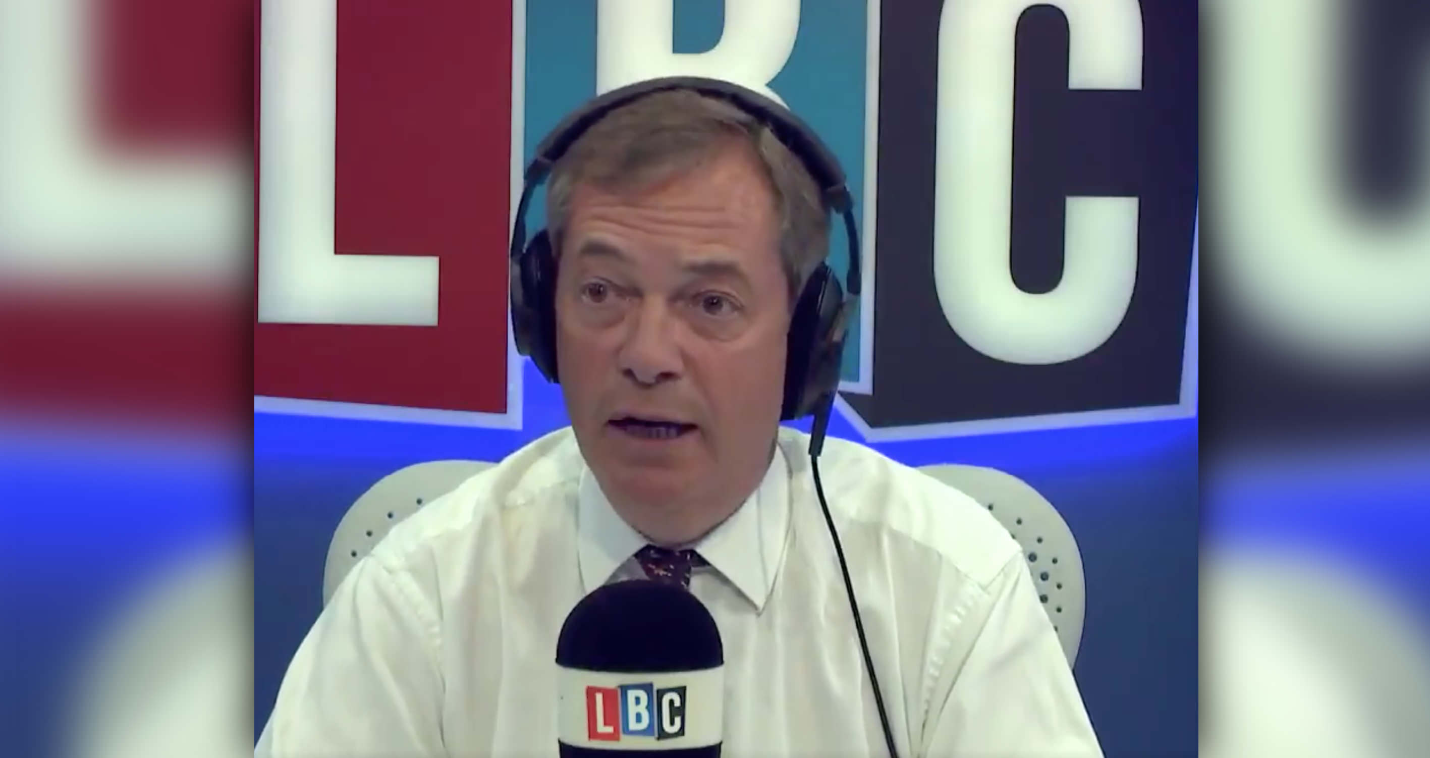 FARAGE: Left-Wing Fascism Being Ignored By Many for 'Political Gain' (VIDEO)