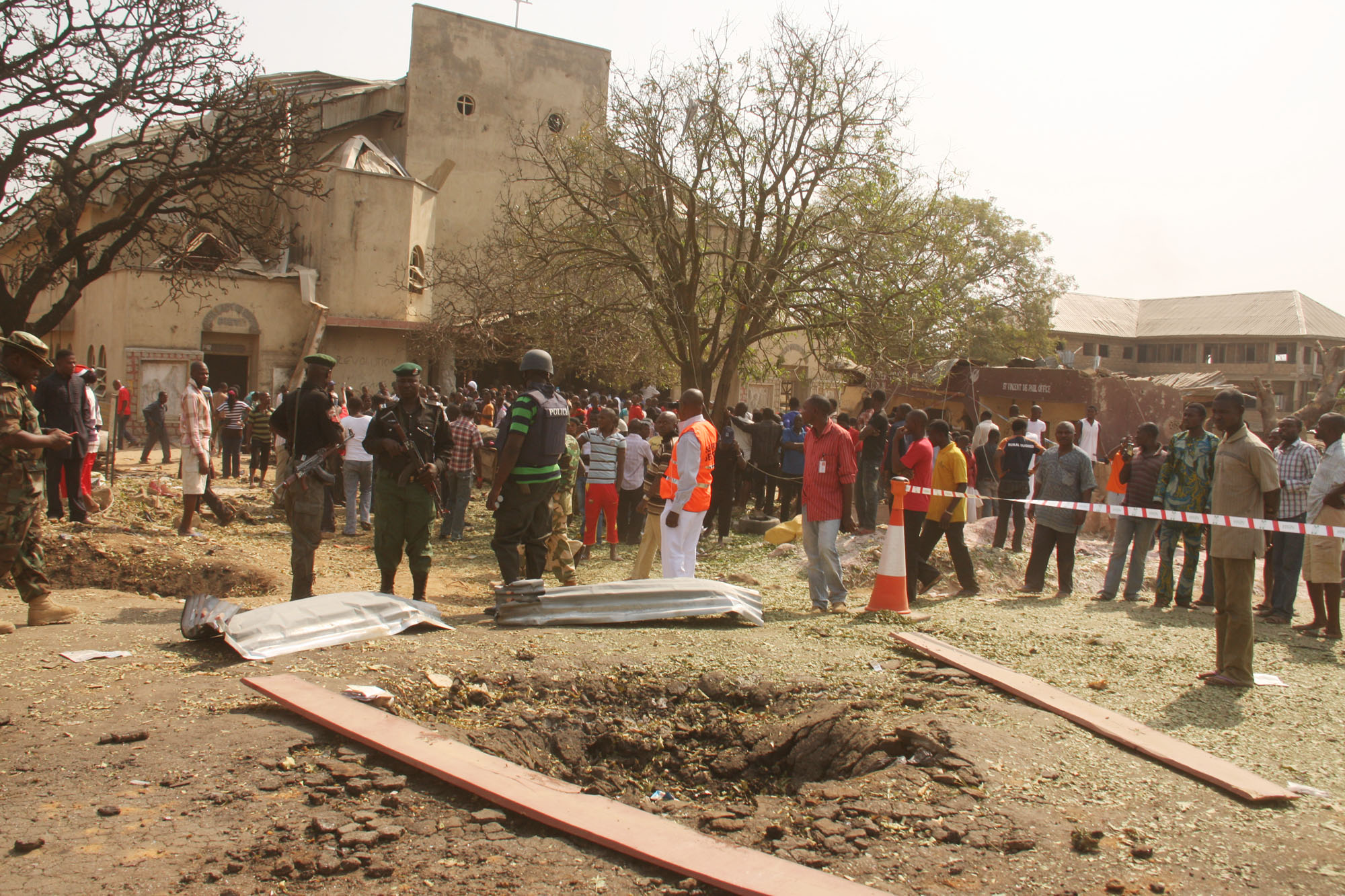 Islamists Torch At Least 68 Churches in Nigeria in One Month