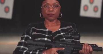 Far Left Salon Mocks Disabled Black Woman With Gun In New NRA Ad