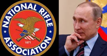 Fusion GPS Founder Bizarrely Claims Russian Spies Have Infiltrated The NRA