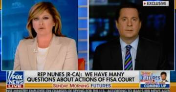 Rep. Nunes: FBI Withheld Info From Congress — DEMOCRATS AND MEDIA ARE POSSESSED INDIVIDUALS — Poisoning Americans with Russia Hoax