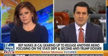 We Were Right=> Rep. Devin Nunes: Carter Page Worked for FBI as Informant – Cooperated with FBI in 2013 (VIDEO)