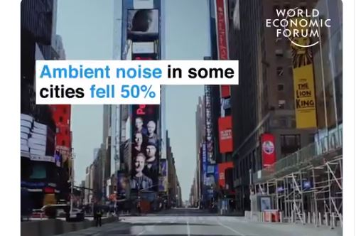 Wold Economic Forum Deletes Latest Video After Cheering Global Lockdowns that Pushed 100 Million Humans into Extreme Poverty