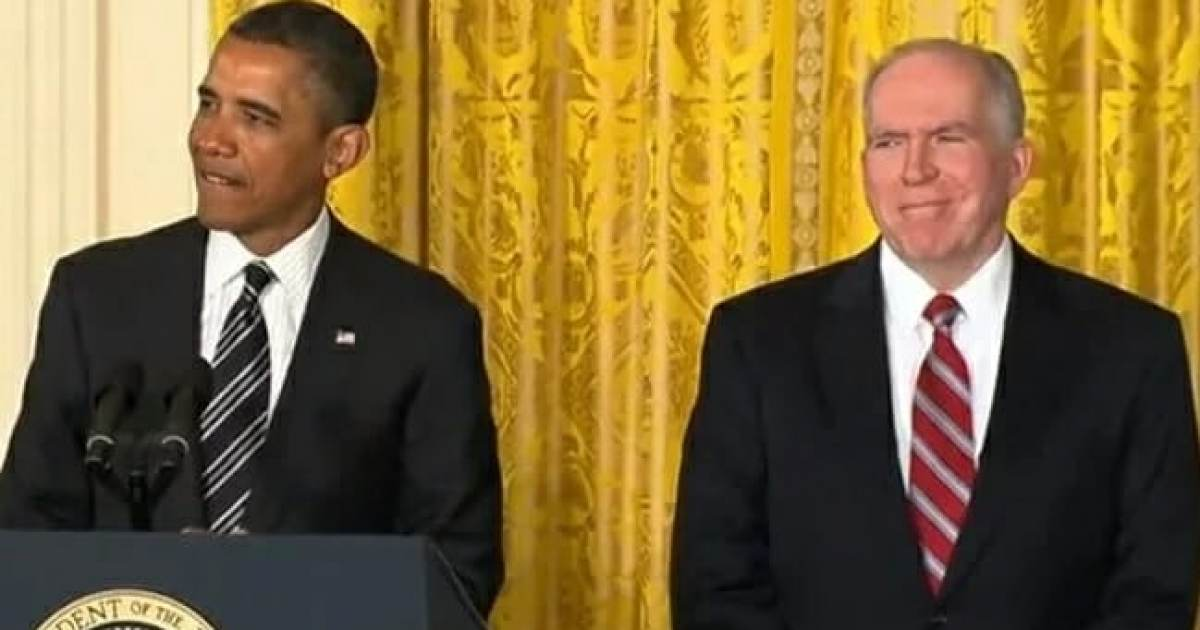 BIG EXCLUSIVE: Obama's CIA Director Brennan Visited Europe in November 2016 After US Presidential Election - Why Was That?
