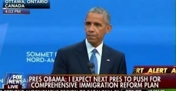 Cringeworthy=> Obama Lectures Trump on Populism in Canada – More like Nativism or Xenophobia (VIDEO)