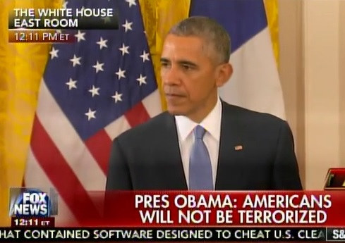 obama lecture isis