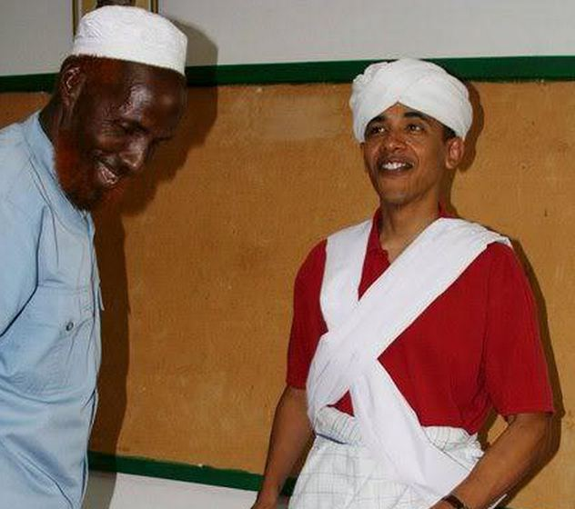 Muslim Son Obama to Attend US Mosque Service Next Week