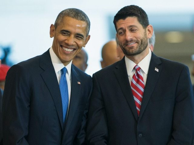 photo image Unreal! Lameduck Paul Ryan Reaches Agreement – Will Allow Votes on Immigration and Amnesty Next Week