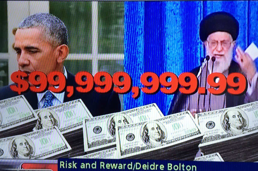 obama payments iran