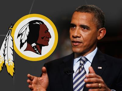 obama redskins