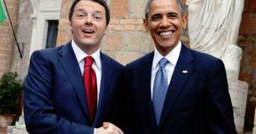 Obama and Former Italian PM Renzi Are Holding Secret Meeting Today – Experts Including Papadopoulos Suspect Meeting Linked to Spygate Scandal