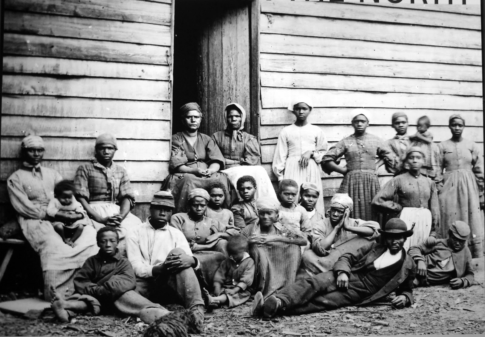 Obama Marks 150th Anniversary of End of Slavery - His Ancestors ...
