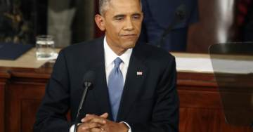 """Flashback: Obama 2015 SOTU Address """"The State of the Union Is Strong"""""""