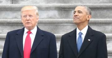Obama New Year Statement for 2018 Inadvertently Praises President Trump as 'One Person Changing the World'