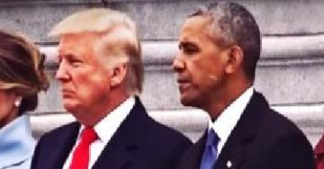 Despite 92% Negative Press… President Trump Approval Tops Obama by 2 Points At Same Point in His Presidency