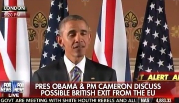obama uk threat