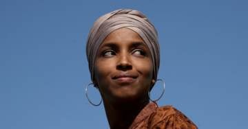 Ilhan Omar Files For Divorce After Reports Of Affair with Her Political Consultant