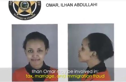 This Didn't Make Her Bio Page: Democrat Ilhan Omar Was Arrested in 2013 for Trespassing