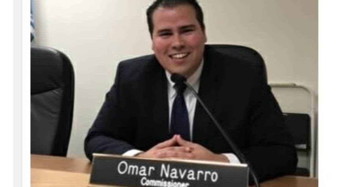 Omar Navarro Arrested For Extortion, Stalking, Criminal Threats of GOP Congressional Candidate