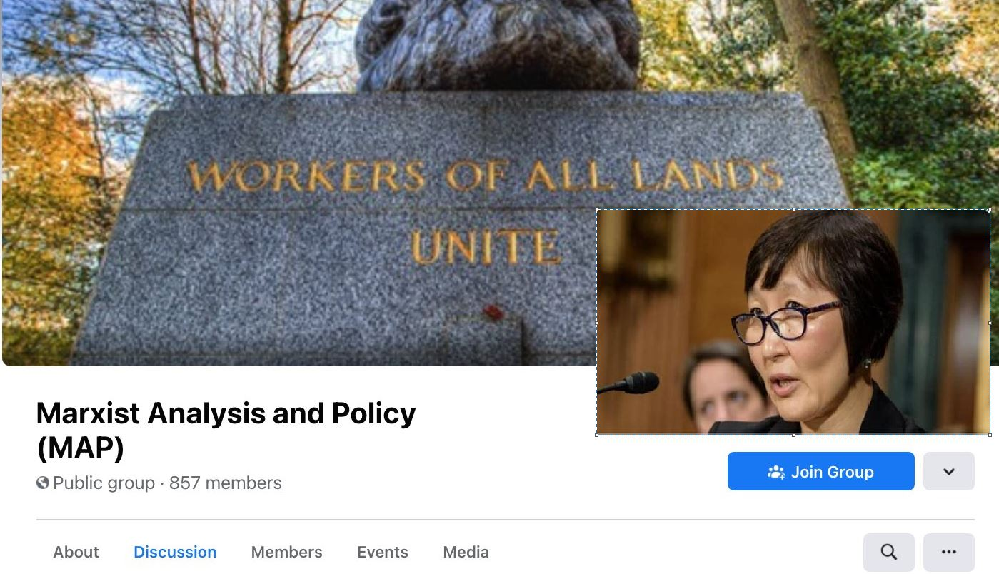 Biden's Treasury Nominee to Regulate US Banking Is Open Marxist Who Joined Facebook Marxist Analysis Page in 2019