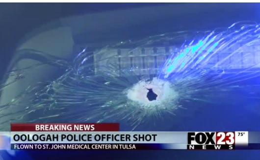 Three Suspects Arrested After Shooting OK Police Officer in Head …Illegals?