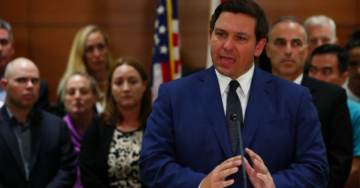 Florida Governor DeSantis Signs Bill Allowing Armed Teachers