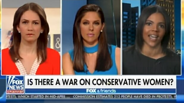 FIREWORKS! Watch Candace Owens DESTROY Far Left Crank Tarlov on Selective Feminism (VIDEO)