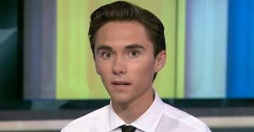 This is Rich: Was Anti-gun Teen Tyrant David Hogg Protected by Armed Guards?