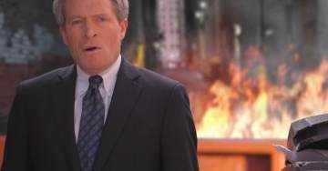 Unhinged Democrat Releases Dumpster Fire Ad: Perfectly Depicts Dem Party in One 40 Second Clip (VIDEO)