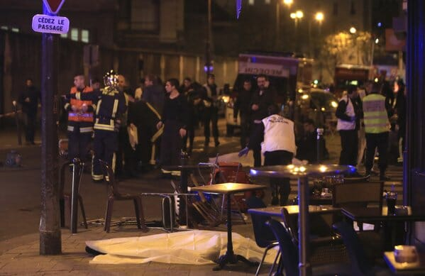 paris attack