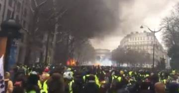 Breaking: Yellow Vest Protesters Attack EU Parliament Building in Brussels, Belgium (VIDEO)