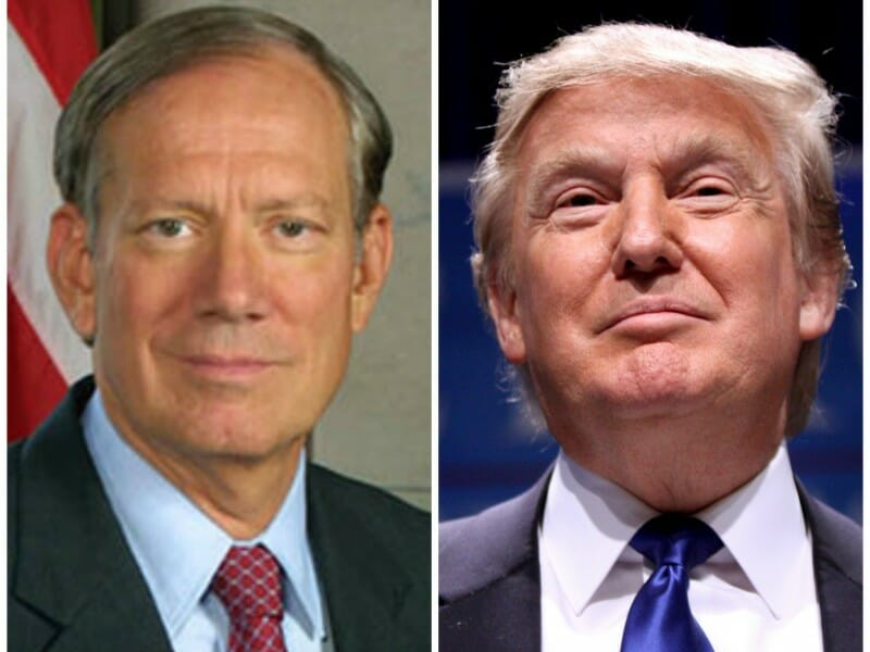 George Pataki Drops from Presidential Race – Takes Jab at Trump (Video)