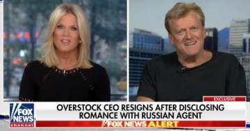 Overstock Byrne's Bizarre Interview and Wild Allegations Indicate Deep State Offering Up Comey and Strzok in Effort to Save Hillary?