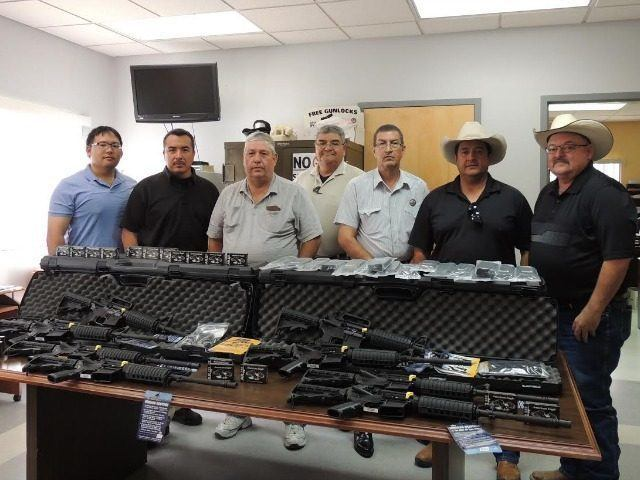 Paul Nehlen Donates Rifles, Armor and Drone to Border Sheriffs – Trashes Paul Ryan