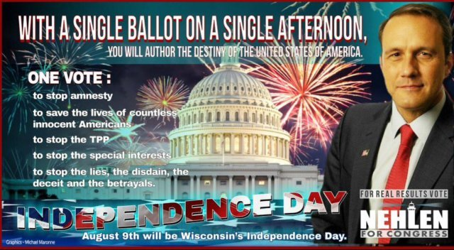 paul nehlen independence day
