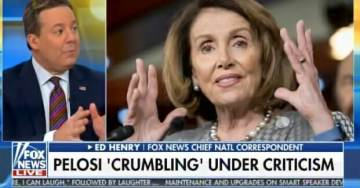 """Pelosi Changes Her Tune – Praises Tax Cut Bonuses She Once Called """"Crumbs"""" and """"Armageddon"""" (VIDEO)"""