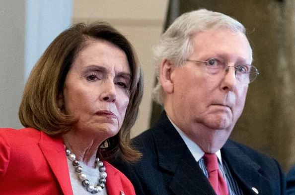 Word on the Hill Is That MITCH McCONNELL and Nancy Pelosi Possibly Working on Rule Change to Block Electoral College Objection