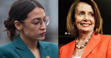 THROWIN' SHADE: Pelosi Hits Ocasio-Cortez Again, Says Glass Of Water With 'D' Next To It Could Win Her District