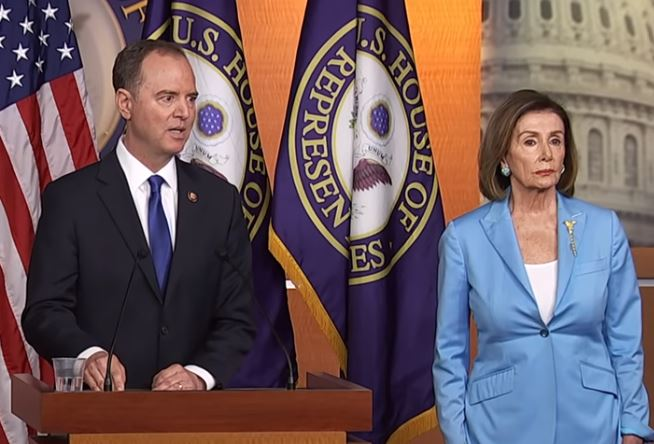 Corrupt Dems Change Impeachment Rules AGAIN – Closed-Door Interviews Now Considered 'Depositions' to Limit One Attorney Asking Questions Per Round