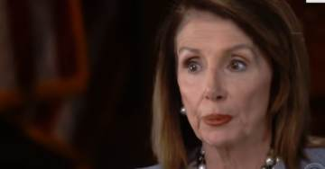 """Speaker Pelosi Disses Democrat Base: """"I Do Reject Socialism as an Economic System – It Is Not the View of the Democratic Party"""" (VIDEO)"""