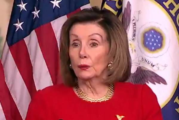 PELOSI'S FAULT: Speaker Pelosi told Sgt. at Arms to Deny National Guard at Capitol Due to Optics – Left Building Unprotected then Lied About it