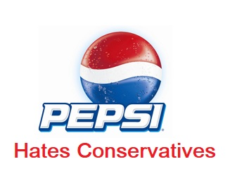 PEPSI HATES CONSERVATIVES- Soft Drink Company Promotes Hate Video of Tucker Carlson Mispronouncing Kamala's Name Just Like Joe Biden Did This Week