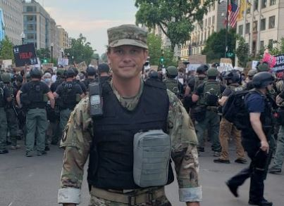 FOX News Host Pete Hegseth Describes Violent Scene on the Streets of DC this Week Where He Served as Major in DC Army National Guard (VIDEO)