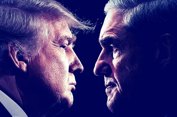 Former Chief Asst. U.S. Attorney Reveals 'Fatal Flaw' in Mueller's Mission to Impeach POTUS Trump