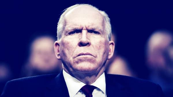 photo image Ex-CIA Director John Brennan Posts Ominous Warning to Republicans on House Intel Committee After They Rule No…